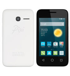 ALCATEL PIXI 3 4009D DUAL SIM 3G,  white, 4gb