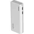 MYCANDY POWER BANK 10000MAH PB08,  white