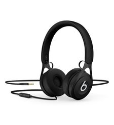 BEATS ON EAR HEADPHONES EP BLACK,  black