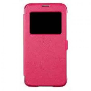 ANYMODE S5 S VIEW FLIP COVER LAMBSKIN PINK