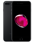 APPLE IPHONE 7 PLUS 4G LTE,  black, 128gb