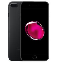 ايفون 7 بلس 4G LTE,  Black, 128GB