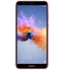HONOR 7X 64GB 4G DUAL SIM,  red