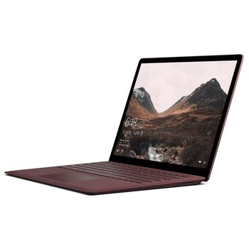 MICROSOFT SURFACE LAPTOP 256GB I5 8GB INTEL HD GRAPHICS 620 13.5  WINDOWS 10 S2,  burgundy