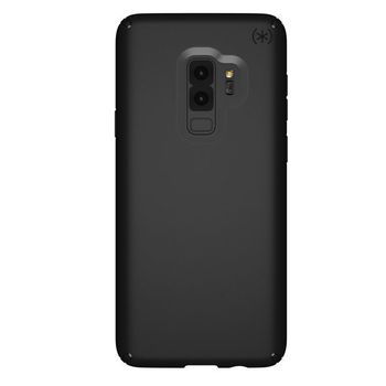SPECK PRESIDO GALAXY S9 PLUS BACK CASE,  black