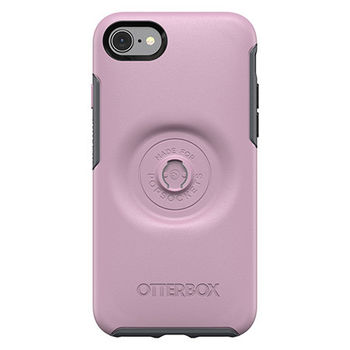 OTTERBOX IPHONE 7 / 8 BACK CASE POP SYMMETRY,  black