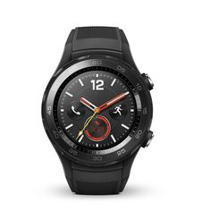 HUAWEI WATCH2 SPORTS 4G VERSION,  black