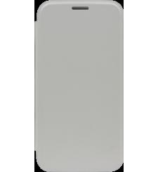MYCANDY GALAXY S6 BOOK CASE WHITE