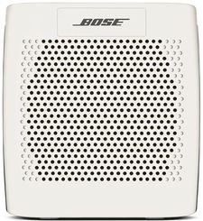 BOSE SOUNDLINK COLOR BLUETOOTH SPEAKER FOR MOBILE PHONES,  white