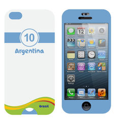 IPHONE 5/5S FOOTBALL CASES,  argentina