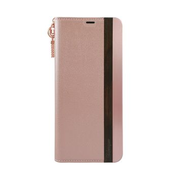 UUNIQUE GALAXY S8 BOOK TYPE CASE PINK