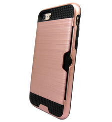 MYCANDY IPHONE 7 BACK CASE KNOX,  Rose Gold