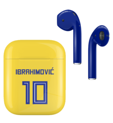 APPLE AIRPODS FIFA SUPERSTARS SERIES,  ibrahimovic, gloss