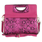 Pink Rose - Complement Collection Multicolour Sling Bag/handbag For Women/Girls, multicolour, 27x25x9, pu