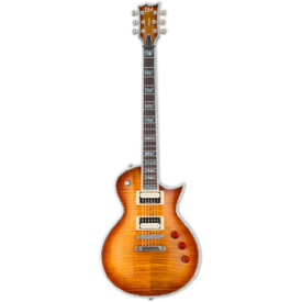 ESP LTD EC1000 Electric Guitar - Amber Sunburst Colour