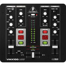 Behringer Pro Mixer VMX100USB DJ Mixer