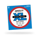 D'Addario EXL-145 XL Nickel Electric Guitar Strings. 012-. 054 Set