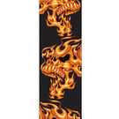 Planet Waves 50LT01 50mm Flaming Skulls Guitar Strap