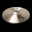 Zildjian K0726 16'' k Custom Sweet Hi-Hat Pair Cymbal