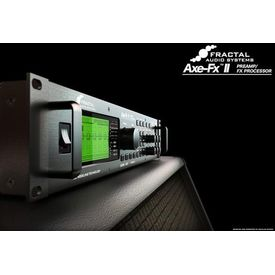 FRACTAL AUDIO AXE FX II XL+ : The Ultimate Guitar Processor