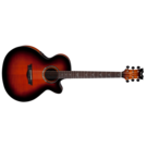 DEAN PERFORMER ULTRA FLAME MAPLE A/E - TGE