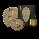 Zildjian LV348 L80 Low Volume Cymbal Set