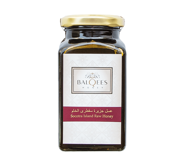 Raw Socotra Honey, 445 g
