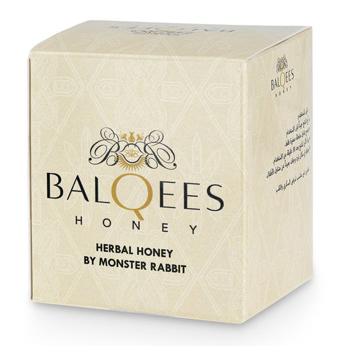 Balqees Herbal Honey by Monster Rabbit