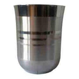 Steel Water Glass / Drinking Water Glass Set Of 2