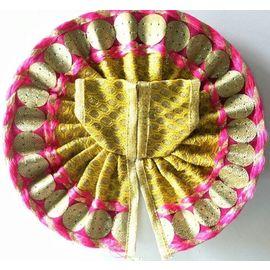 Classic Poshak For Bal Gopal Shringar / Designer Poshak For Laddu Gopal
