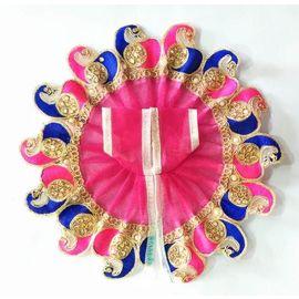 Mor Border Design For Laddu Gopal / Poshak For Bal Gopal