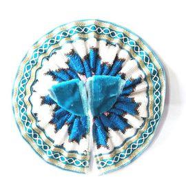 Beautiful Thread Work Poshak For Bal Gopal / Elegent Poshak For Thakurji