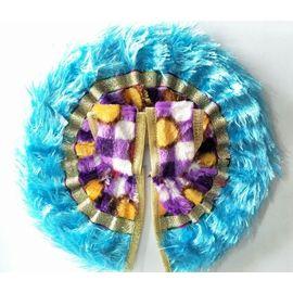 Designer Fur Poshak For Laddu Gopal Shringar / Beautiful Poshak For Bal Gopal (4 No)