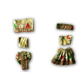 Classic Work Poshak For Radha Krishan / Designer Poshak For Radha Krishan
