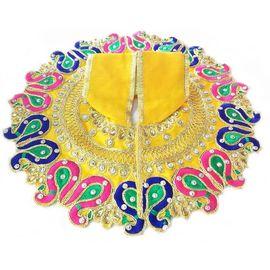 Beautiful Poshak For Bal Gopal / Heavy Work Poshak / More Design Poshak ( 5 No)