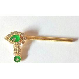 Beautiful Flute For Thakurji / Bansuri For Bal Gopal / Diamond Work Bansuri