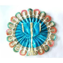 Beautiful Border Poshak For Laddu Gopal / Poshak For Bal Gopal (5 No)