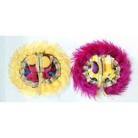 Beautiful Winter Fur Poshak For Laddu Gopal / Designer Poshak For Thakurji (0 No)
