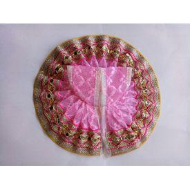 Attractive Laddu Gopal Chicken Net Dress ( 3 No. )