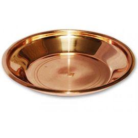 Pooja Thali / Pure Copper Pooja Thali / Pooja Plate