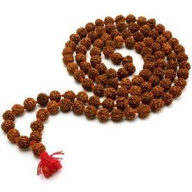 Original Rudraksha Mala 108 Bead
