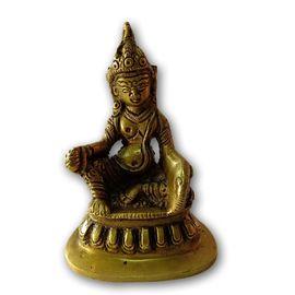 Lord Kuber Statue / Pooja Murti/ Brass Kuber Statue