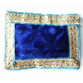 Beautiful Woolen Aasan For Laddu Gopal / Designer Aasan For Bal Gopal
