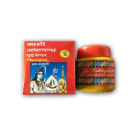 Kashi Asthangandha Super Quality Chandan Tilak Powder - 3pcs