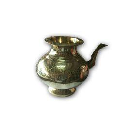 Classic Surahi / Brass Embossed Work Surahi