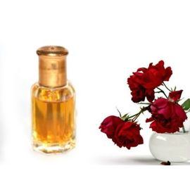3 ml. Gulab Rose Perfume I Itra attar Oiginal no Deodrant