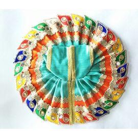 Laddu Gopal Poshak / Designer Poshak For Thakurji (4 No)