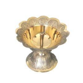 Devdas Diya / Pooja Diya / Brass Deepak / Diwali Diya / Akhand Diya