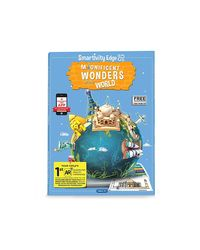 Smartivity Edge Magnificent Wonders Of The World Augmented Reality Colouring Sheets