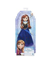 Frozen Classic Fashion Doll Anna, Age 3+